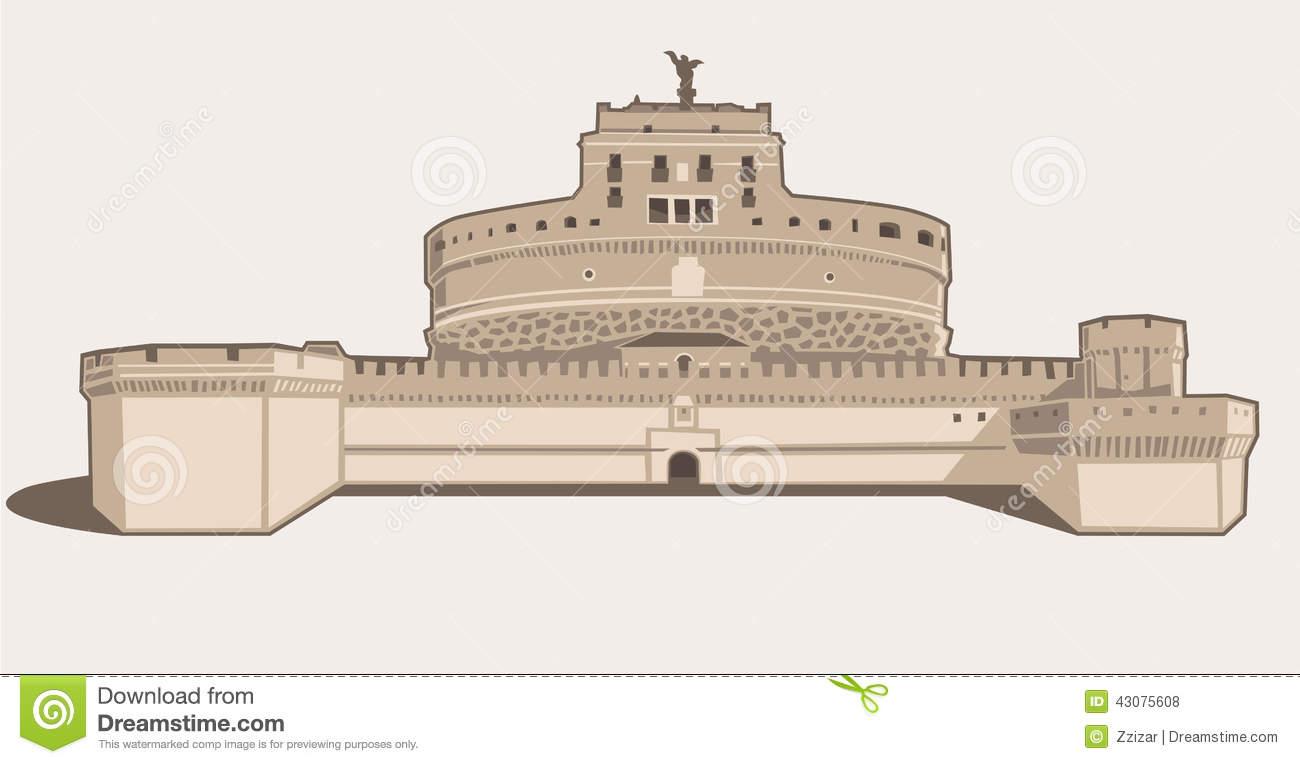 Castel Sant U0026 39 Angelo Clipart 20 Free Cliparts