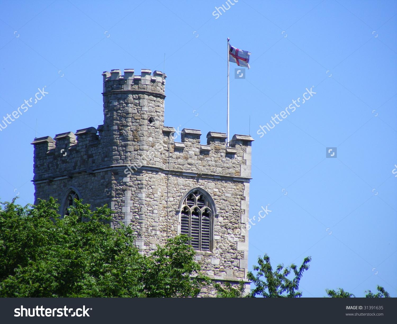 Castle Turret Stock Photo 31391635 : Shutterstock.