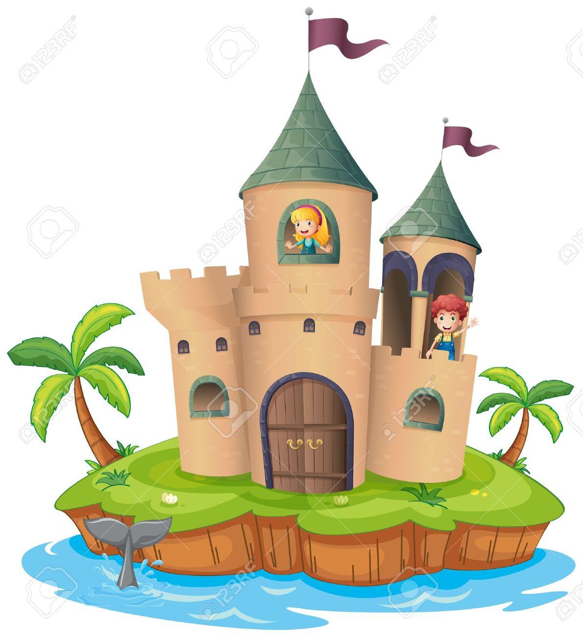 Clip Art Castle Images & Stock Pictures. Royalty Free Clip Art.