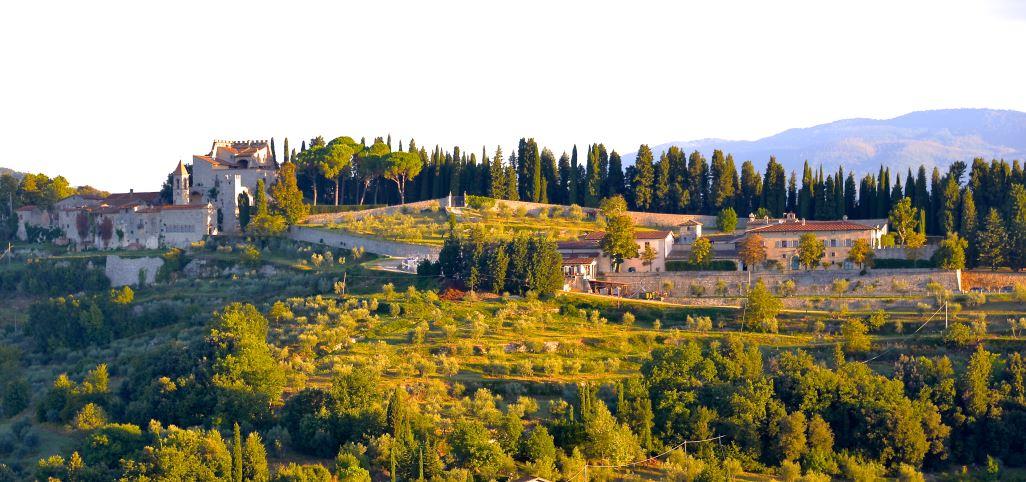 Rentals in Chianti Rufina, local to Nipozzano, Pontassieve, the.