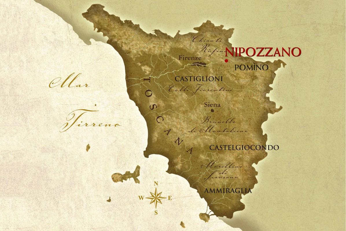 Castello Nipozzano.
