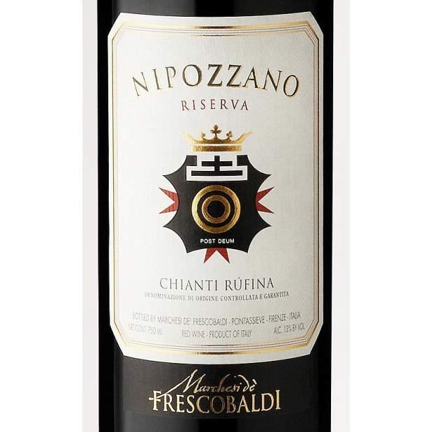 for the collector: 2010 Frescobaldi Castello di Nipozzano Chianti.