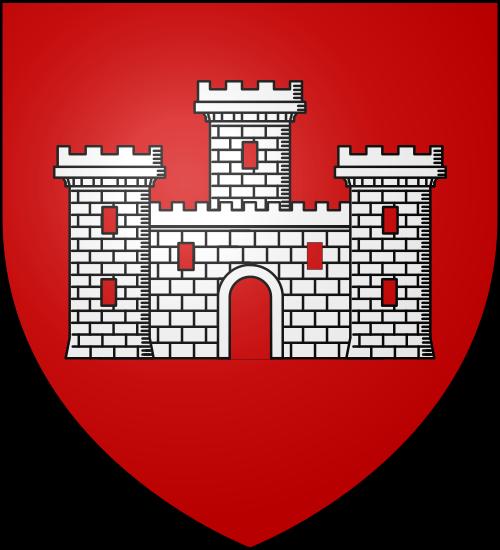 File:Blason ville fr Castelnou (Pyrénées.