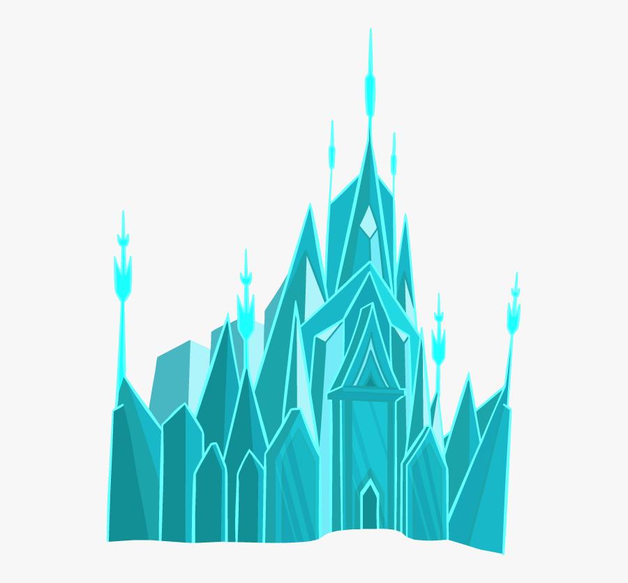 Clip Art Castelo Frozen Png , Free Transparent Clipart.