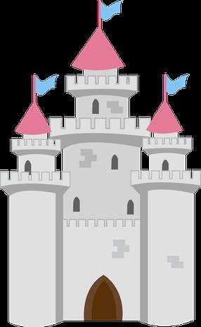 Castelo Princesas.