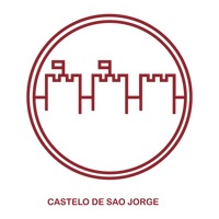 Castelo de sao jorge Vector Image.
