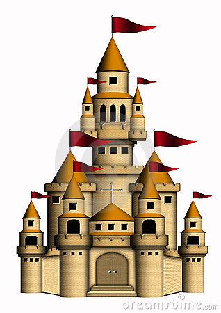 Fortress Stock Illustrations.