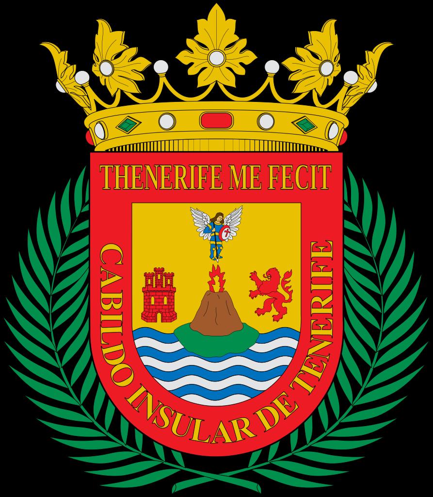 File:Escudo de Tenerife.svg.