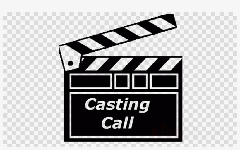 Download Casting Call Ad Clipart Casting Actor Waveform PNG.