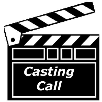 Casting call clipart.