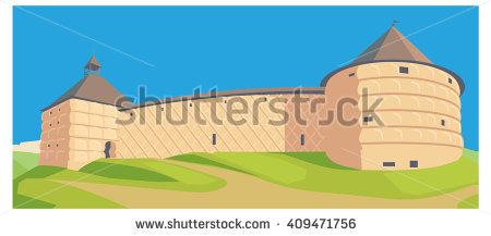 Fort Stock Photos, Royalty.