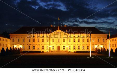 Bellevue Palace Stock Photos, Royalty.