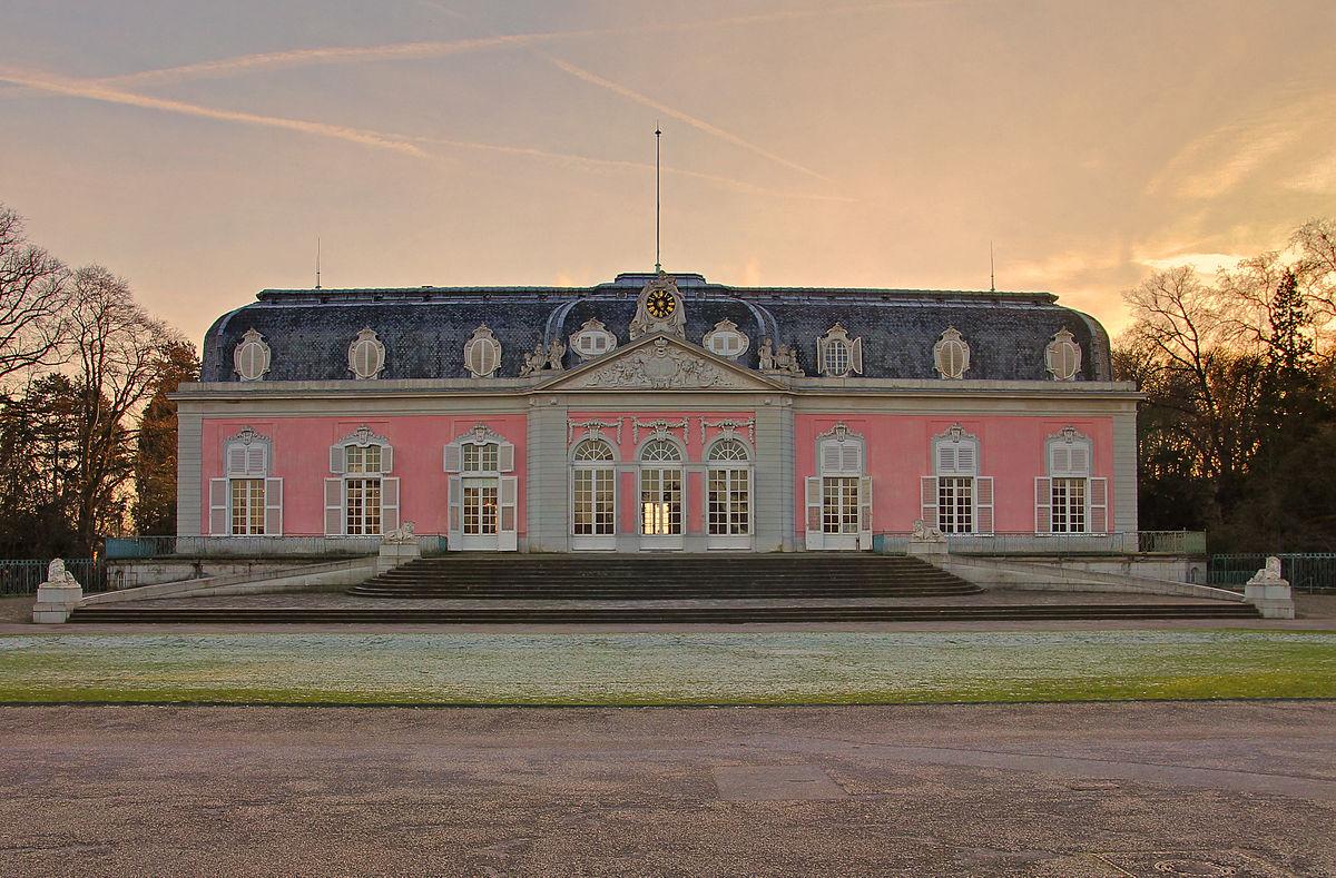Schloss Benrath.