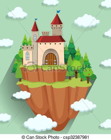 Castle building Vector Clip Art EPS Images. 6,320 Castle building.
