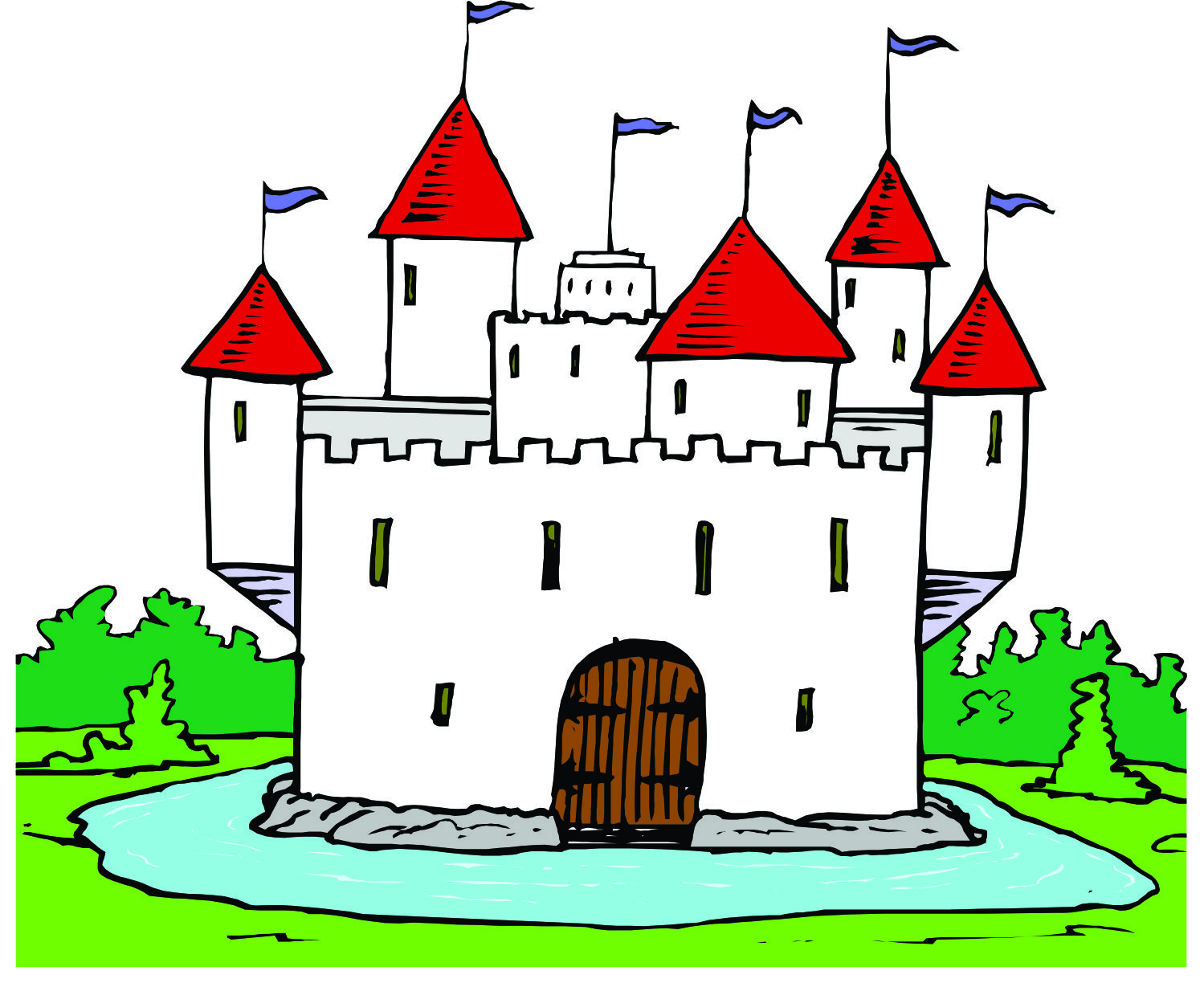 Free Cartoon Castle Pictures, Download Free Clip Art, Free.