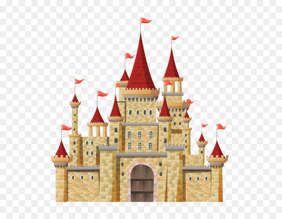 Castle Cartoon png download.