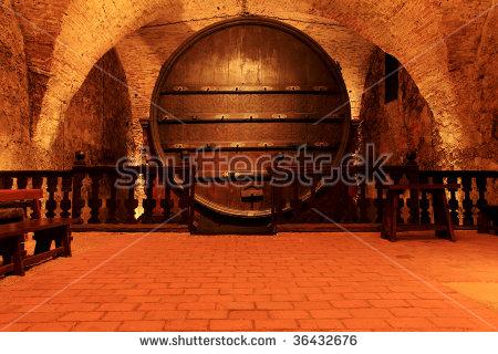 Castle Cellar Stock Photos, Royalty.