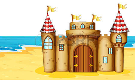 1,352 Castle Door Stock Vector Illustration And Royalty Free.