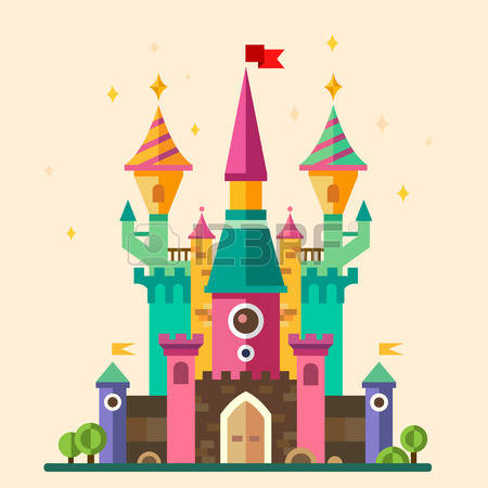 30,822 Castle Stock Vector Illustration And Royalty Free Castle.