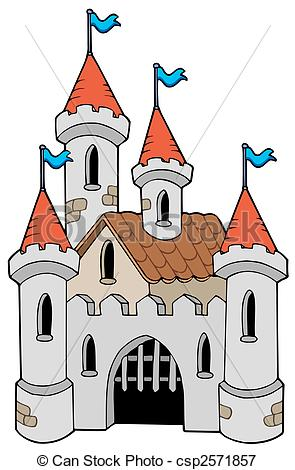 Chateau clipart.