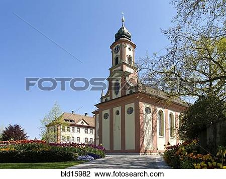 Stock Photo of Germany, Lake of Constance, Europe, place of.