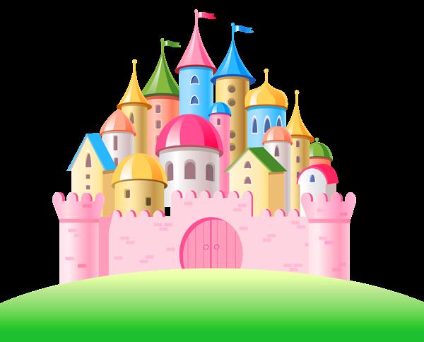 clipart of castle #6