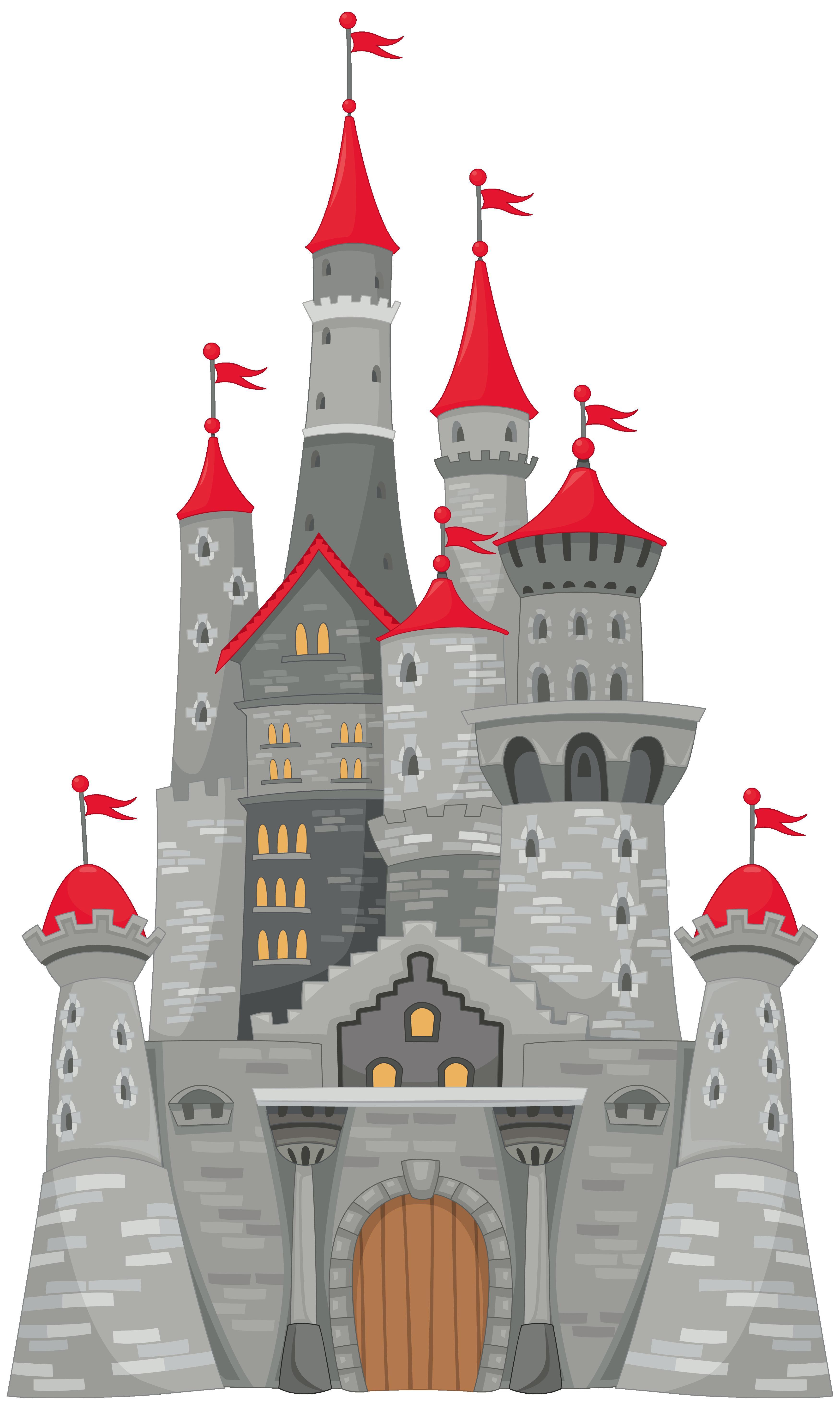 Castle clipart png.