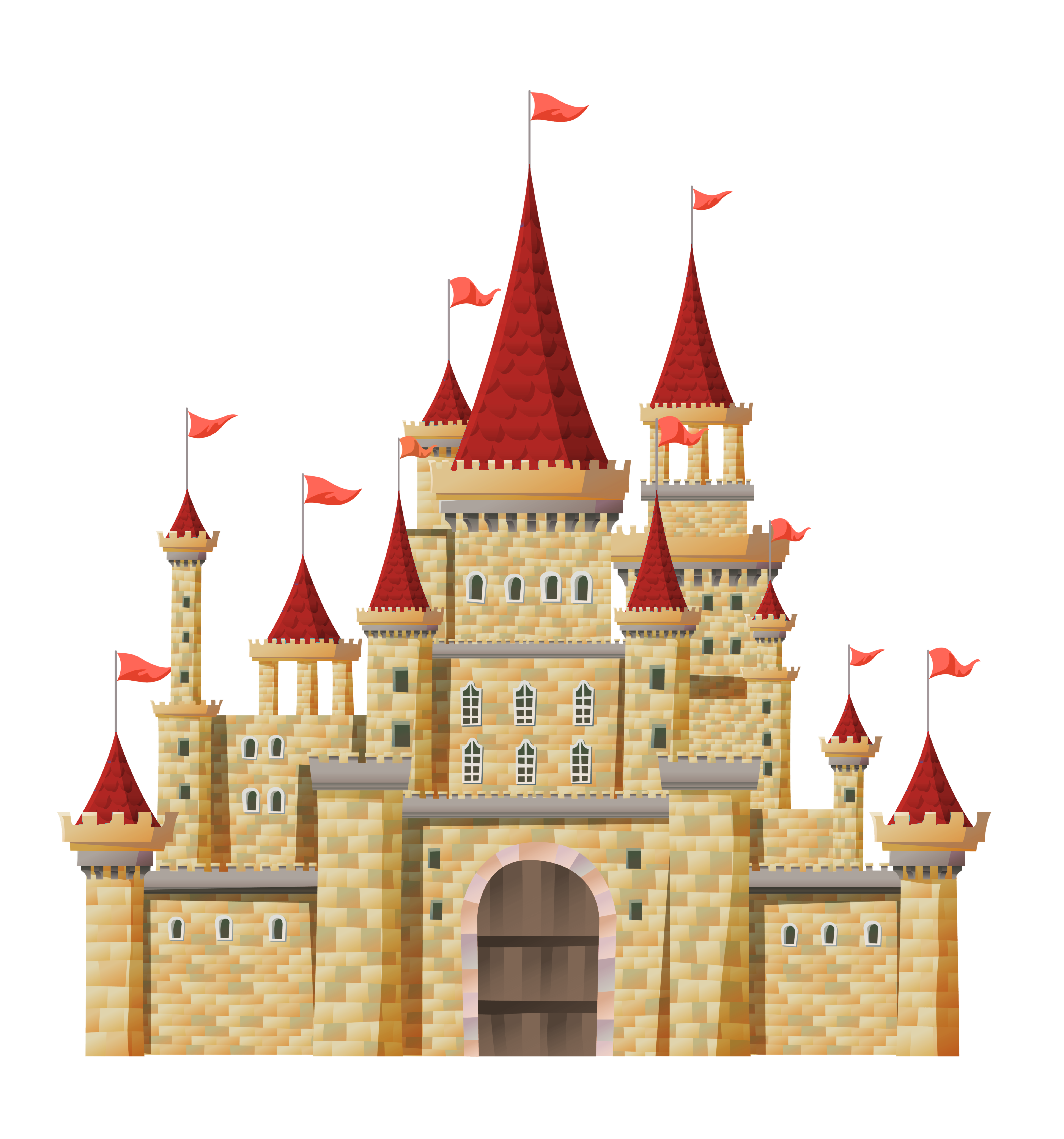 Castle clipart 20 free Cliparts | Download images on ...