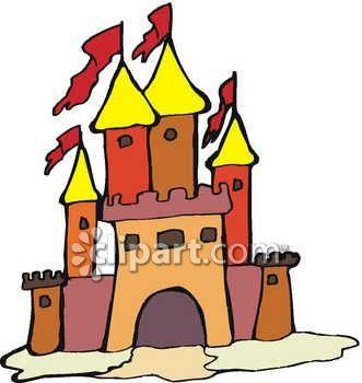 Castle Clip Art.
