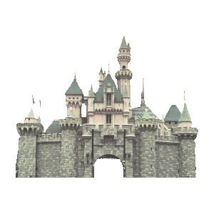 Clip Art Sleeping Beauty Castle Disneyland Clipart.