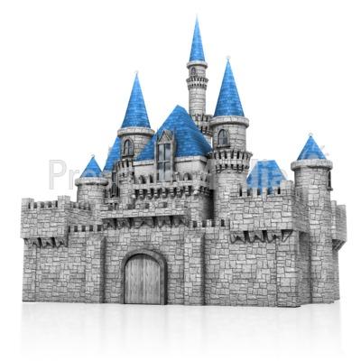 Castle In Cloud.