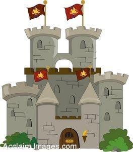 Clip Art Castle.