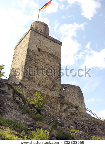 Falkenstein Stock Photos, Royalty.