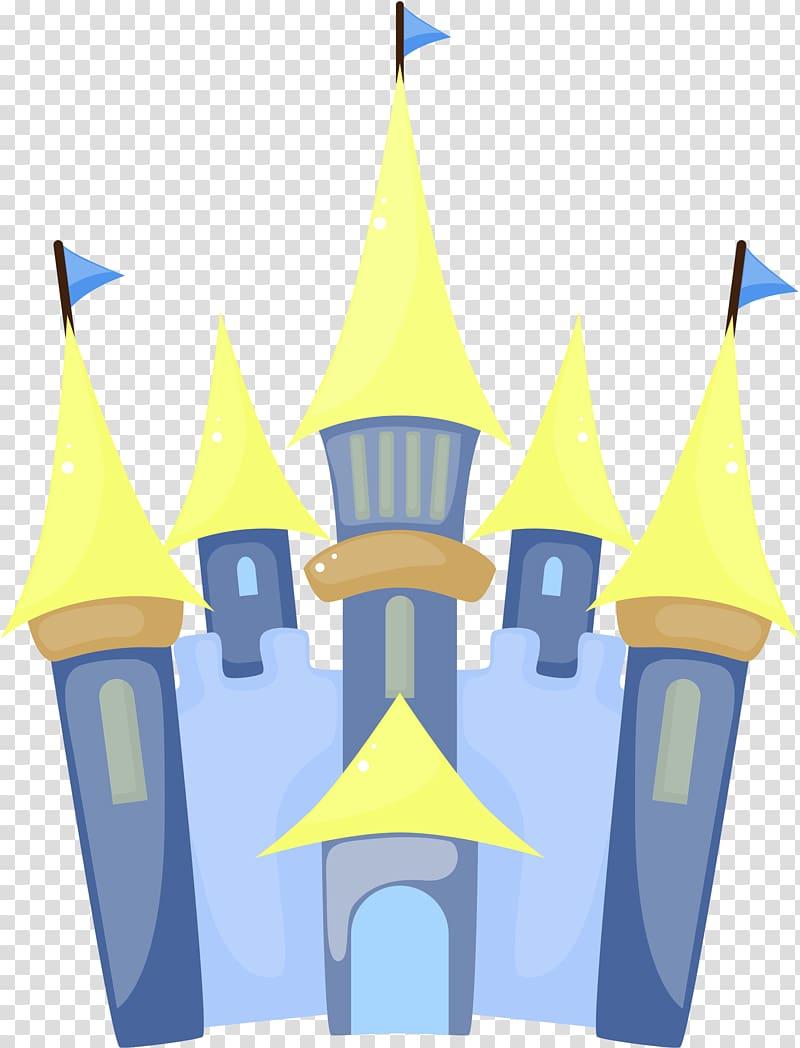 Computer file, Flag castle transparent background PNG.