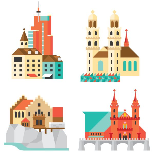 1000+ images about Vector illustrations on Pinterest.