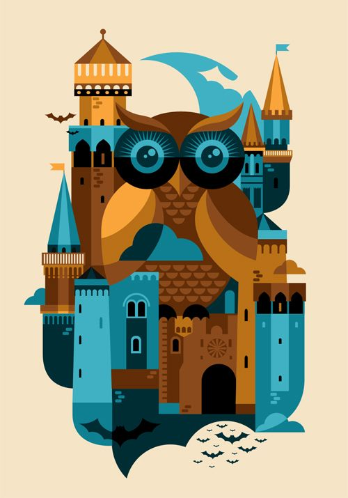 1000+ images about vector / flat illustration on Pinterest.