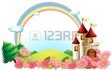 412 Castle Garden Cliparts, Stock Vector And Royalty Free Castle.