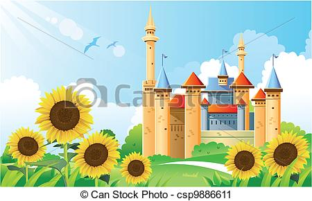 Castle garden Stock Illustrations. 389 Castle garden clip art.