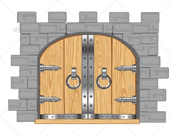 Castle Gate Clip Art Related Keywords & Suggestions.