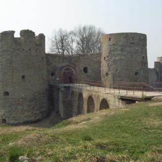 Koporye Fortress.