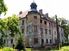 Zamek w Baranowie Sandomierskim.