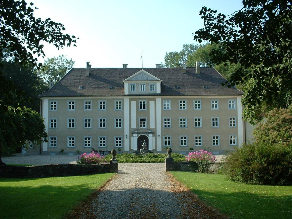 Achstetten Castle.