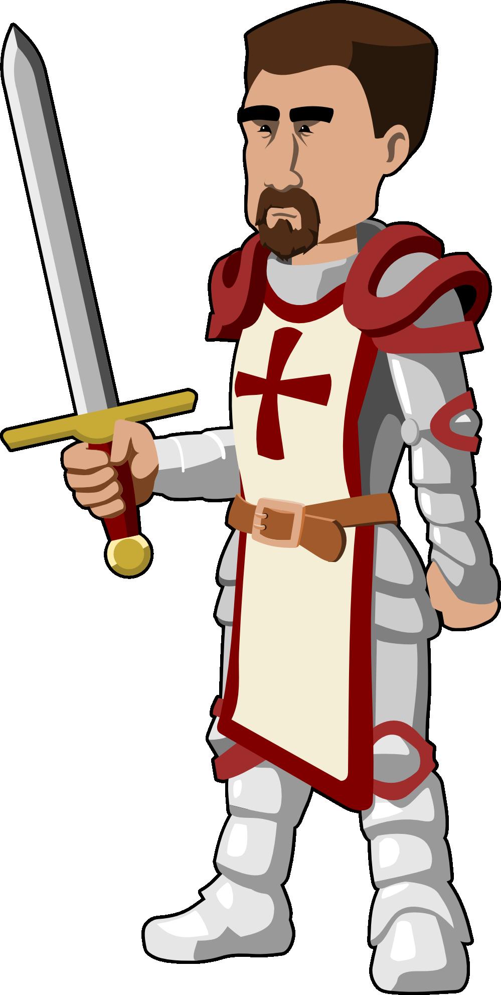 Knight clipart castle guard, Knight castle guard Transparent.