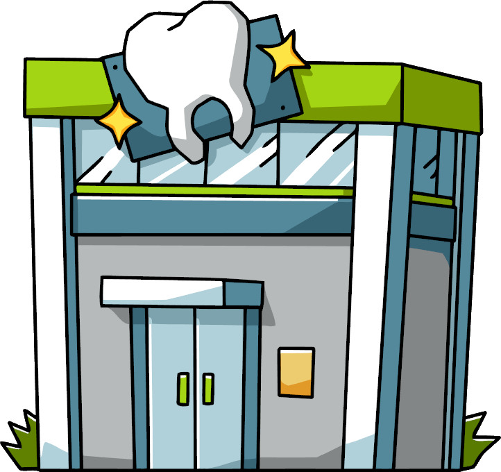 Dental clinic clipart.