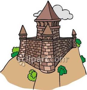 Castle On A Hill.