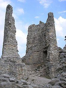 Hohenfreyberg Castle.