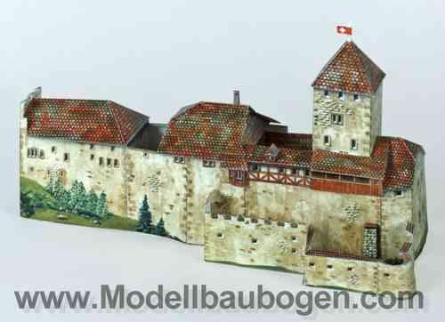 Castle Hohenklingen Stein am Rhein.