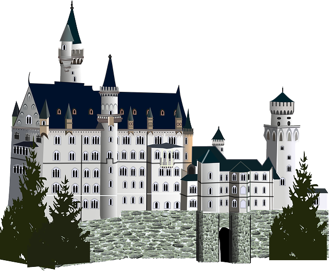 Free to Use & Public Domain Castle Clip Art.