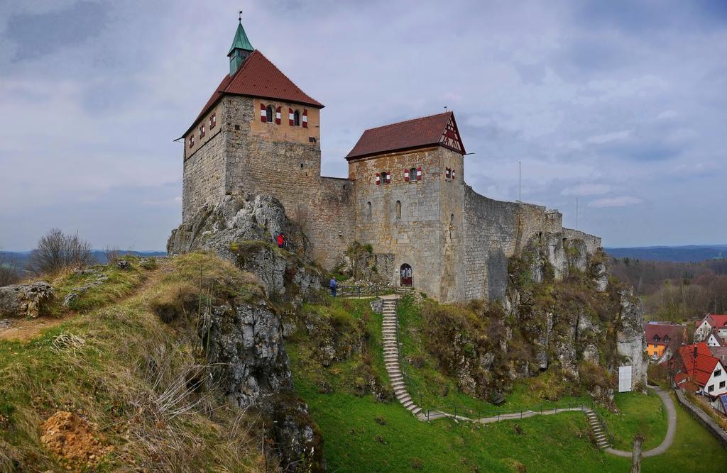 Castle Hohenstein.