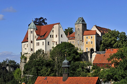 "High Quality Stock Photos of "" hohnstein castle""."